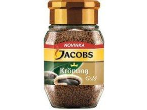 Káva Jacobs Kronung G.inst100g