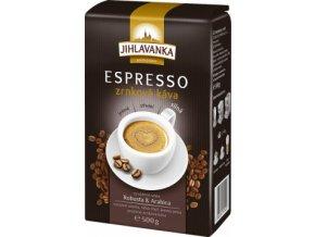 Káva Jihlavanka Espresso 500g