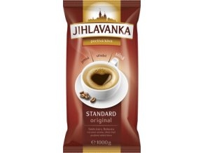Káva Jihlavanka Standard 1kg