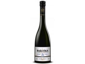 Baronka jemná Trnka (Alkohol 21 %, Obsah 0,7 L, Barik Zrálo v sudu 12 měsíců)