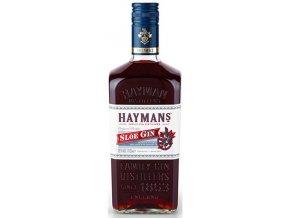 Hayman's Sloe Gin (Alkohol 26 %, Obsah 0,7 L)