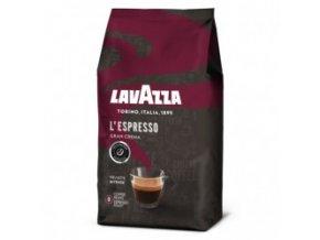 Káva Lavazza L Espresso Gran Crema 1Kg zrno