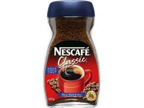 Nescafe classic bez.kof.100g