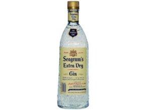Gin Seagrams 40% 0.7l