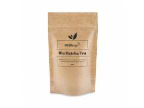 matcha tea wolfberry bio 100 g