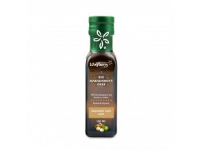 makadamovy olej wolfberry bio 100 ml
