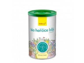 BIO Hořčice bílá - semínka na klíčení 200g Wolfberry