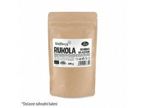 rukola wolfberry bio seminka na kliceni 200 g
