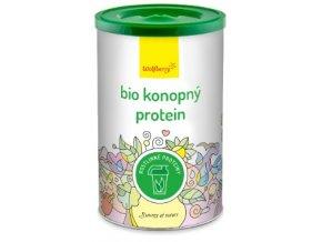 Bio Konopný protein 180g Wolfberry
