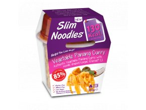 2pot slim range vegetable panang curry