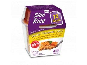 2pot slim range chicken massaman curry