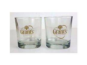 Sklenice Grants 0,2l