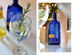 Sklenice na gin Masters