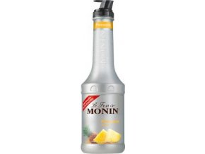 Monin puree pineapple - ananasové pyré 1l