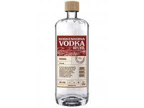 Koskenkorva Vodka 60 Vol 600x600