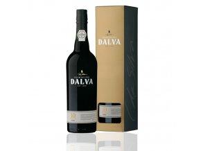 Portské víno Porto Dalva 10 Anos 0,75 l