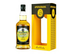 Whisky Springbank Local Barley Single Malt 11YO 51,3% 0,7l
