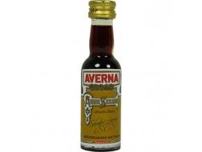 Averna Amaro - bylinný likér 32% 0,02l MINI