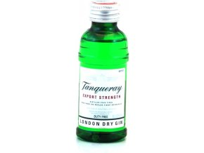 Gin Tanqueray London Dry Gin 47,3% 0,05l MINI