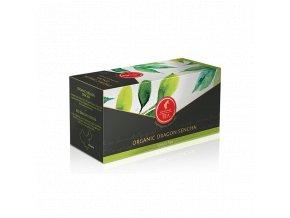 Prémiový zelený čaj Dragon Sencha 18x2g Julius Meinl