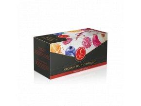 Prémiový ovocný čaj Organic Fruit Symphony 18x3g Julius Meinl