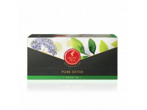 Prémiový bylinný čaj Pure Detox 18x2,25g Julius Meinl