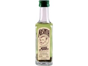 Absinth King of Spirits 70% 0,05l MINI