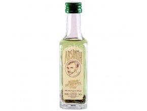 Absinth King of Spirits Gold 70% 0,05l MINI