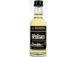 benriach curiositas single peated speyside malt 10yo01
