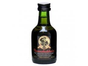 bunnahabhain 12 yo islay single malt scotch whisky 5cl minature temp