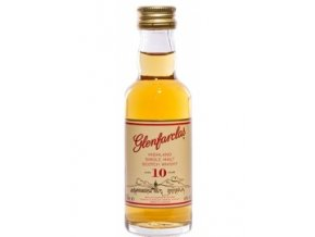 Whisky Glenfarclas 10YO 40% 0,05l MINI