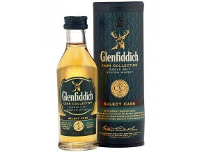 Glenfiddich Select Cask 5 cl miniature p