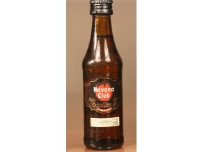 Havana Club Anejo 7YO 40% 0,05l MINI