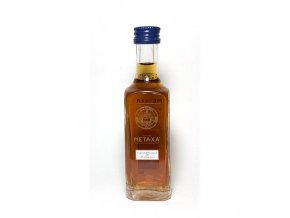 MINI Brandy Metaxa 12* 40% 0,05l
