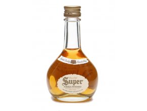Whisky Nikka Super 43% 0,05l MINI