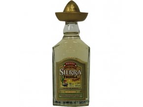 sierra tequila gold mini