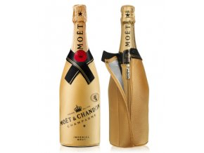 Moet Chandon Imperial Golden Diamond isotermické balení 0,75 l