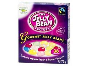 Jelly Bean Gourmet Mix - želé fazolky gourmet mix krabička 75g