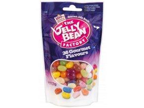 Jelly Bean Gourmet Mix - želé fazolky gourmet mix sáček 113g