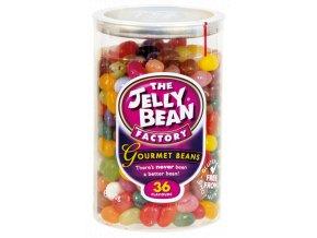 Jelly Bean Gourmet Mix Canister - želé fazolky gourmet mix válec 400g