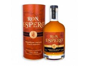 Ron Espero Reserva Especial v tubě 40% 0,7l