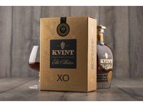 Brandy Kvint Surprise 10YO v dárkovém balení 40% 0,5l