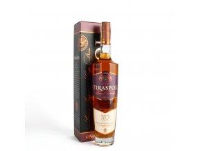 Brandy Kvint Tiraspol 15YO v dárkovém balení 40% 0,5l