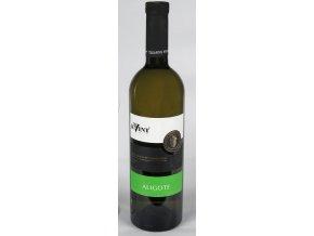Aligote - bílé polosladké víno 0,75l