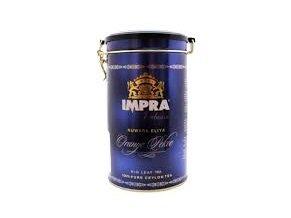 Čaj Impra Nuwara sypaný černý čaj v plechové dóze 250 g