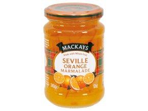 The Seville Orange Marmalade - Pomerančová zavařenina 340g Mackays
