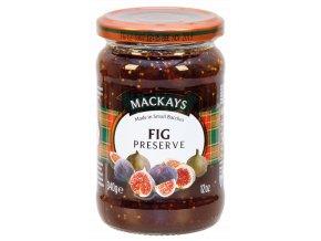 Fig preserve - Fíkový džem 340g Mackays
