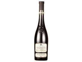 Rulandské bílé výběr z hroznů 2016 polosuché 0,75 l Víno Dalibor Vinařství U Kapličky