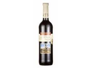 Modrý Portugal pozdní sběr 2016 suché 0,75l Selection Vinařství U Kapličk