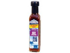 Jerk BBQ Sauce - Jerk BBQ jemná jamajská omáčka 142ml Encona